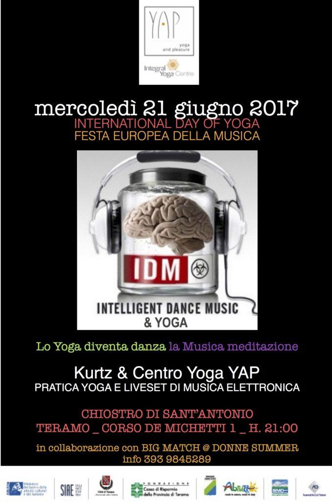 IDM & Yoga