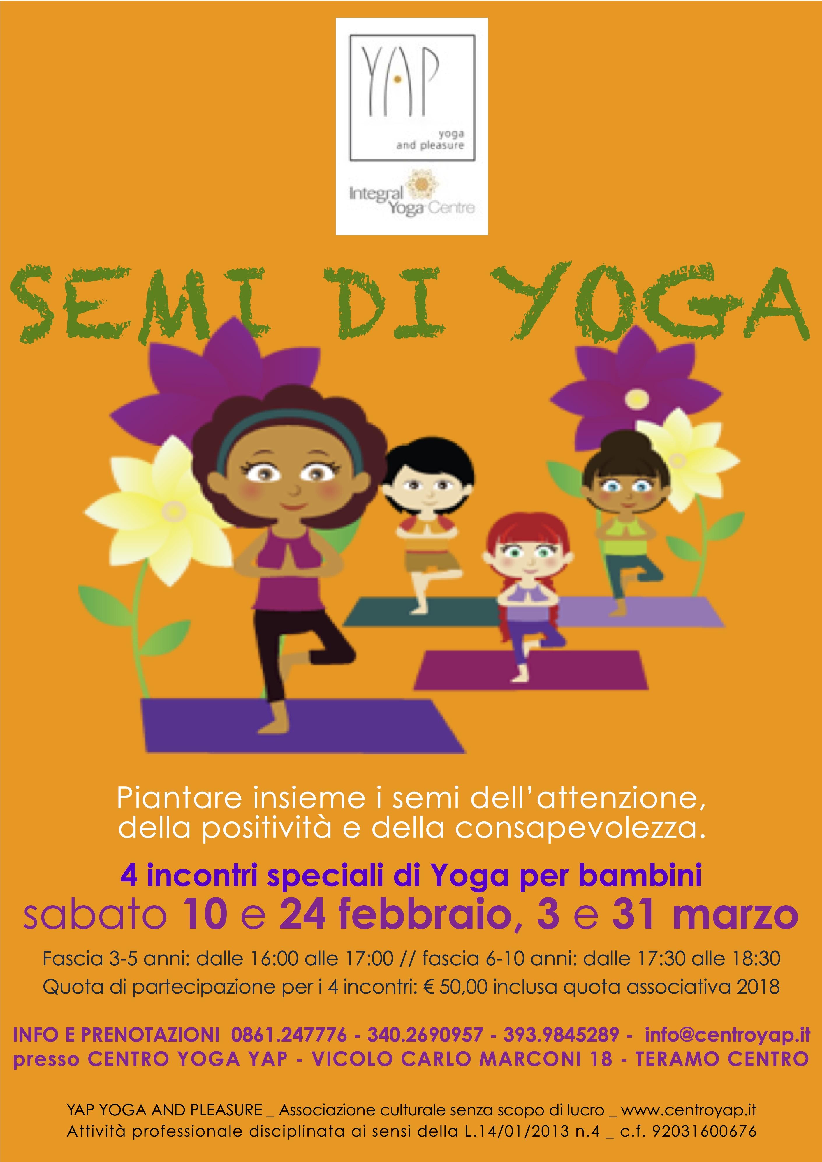 Semi di Yoga