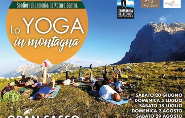 """Lo Yoga in Montagna • """"Sentieri di Armonia: La Natura Dentro"""""""