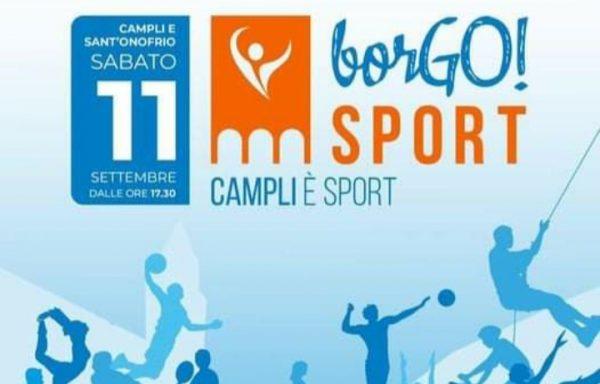 YAP a BorGO Sport Campli