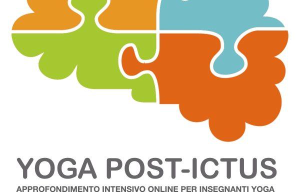 YOGA POST-ICTUS • Approfondimento intensivo per Insegnanti Yoga